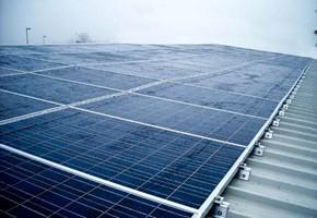 Taglia impianto fotovoltaico: 20 Kwp Località: Manerbio (Brescia) Moduli utilizzati: REC 235wp Inverter utilizzati: RefuSol