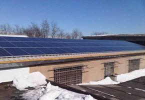 Taglia impianto fotovoltaico: 15 Kwp Località: Pianezza (Torino) Moduli utilizzati: YINGLI 235wp Inverter utilizzati: SolarMax