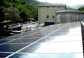 Taglia impianto fotovoltaico: 10 Kwp Località: Casto (Brescia) Moduli utilizzati: QCELL 245wp Inverter utilizzati: Solarmax-Eaton