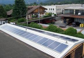 Taglia impianto fotovoltaico: 10 Kwp Località: Monticelli Brusati (Brescia) Moduli utilizzati: JA SOLAR 245wp Inverter utilizzati: Solarmax