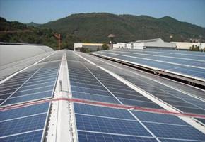Taglia impianto fotovoltaico: 1000 Kwp Località: Brescia Moduli utilizzati: Linuo 240wp Inverter utilizzati: Solarmax